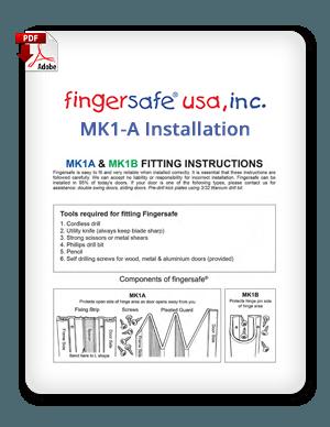 MK1-A Installation Instructions