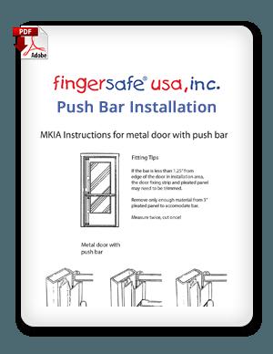 Push Bar Installation Instructions