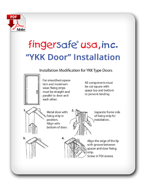 Fingersafe HOME Installation Instructions
