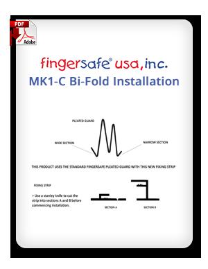 MK1-C Bi-Fold Installation Instructions