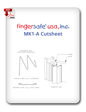 Fingersafe USA MK1-A Cutsheet