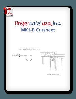 Fingersafe USA MK1-B Cutsheet
