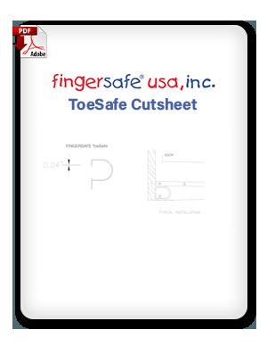Toesafe Cutsheet